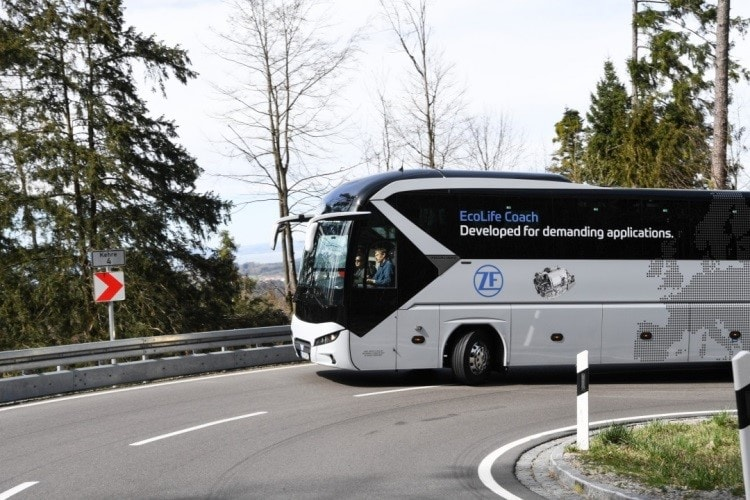 ZF EcoLife Coach